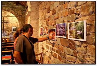 Exposició a Sant Bartomeu de Mont-ras