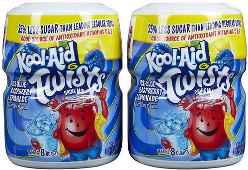 Kool-Aid or Country Time Lemonade