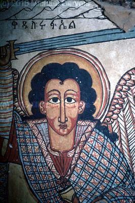 Rufael dangelat Church of Virgin Mary 17th C.