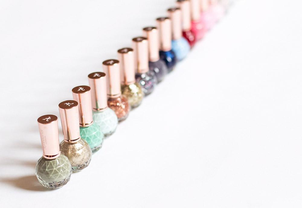 Accessorize Beauty- nail polish
