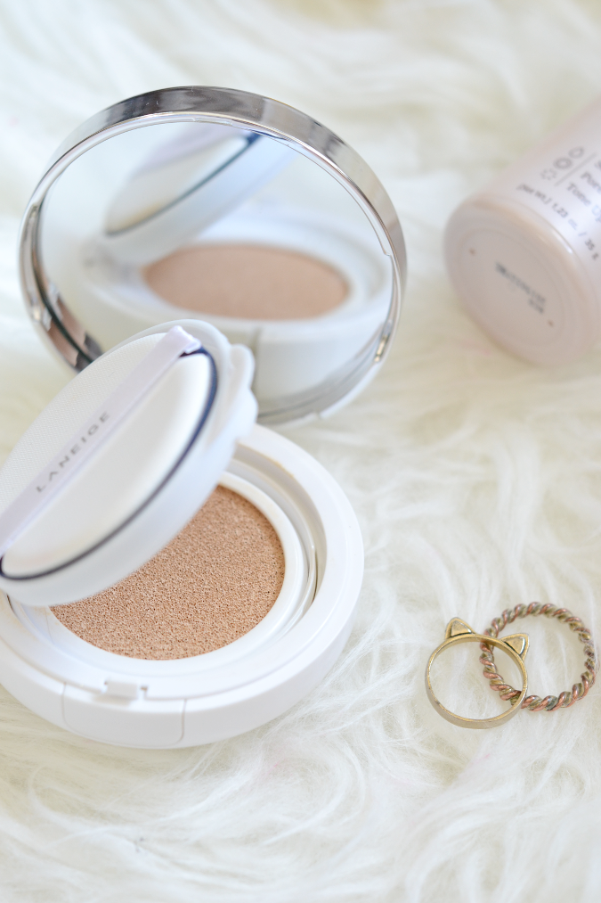 Daisybutter - Hong Kong Lifestyle and Fashion Blog: Laneige BB Cushion Compact review