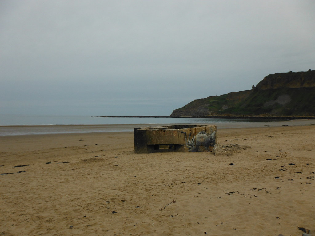 Cayton Bay Pillbox 1