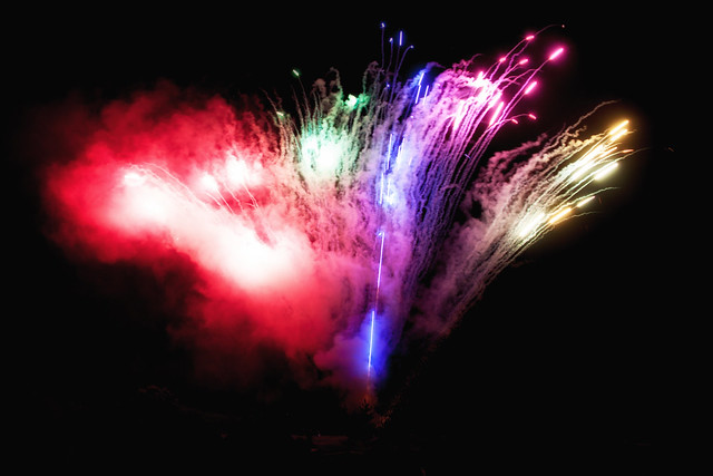 The Art of Japanese Fireworks