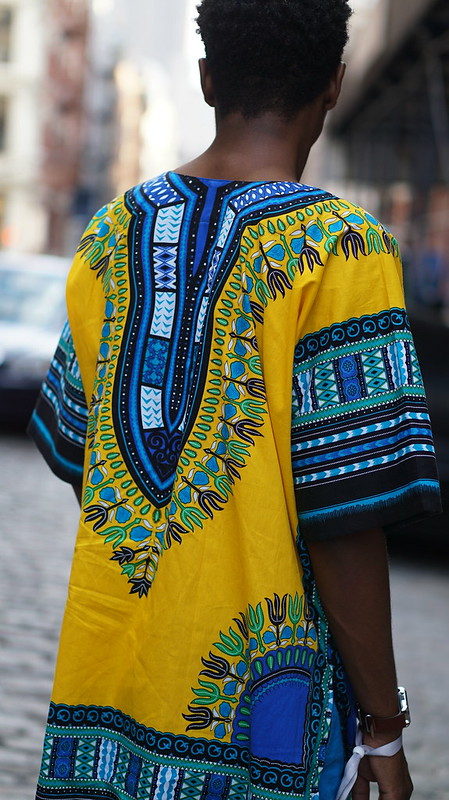 Dashiki Menswear - Style Society Guy