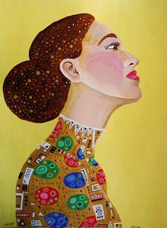 17 - Klimt - Laura