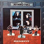 "JETHRO TULL BENEFIT Germany COVER 12"" LP"