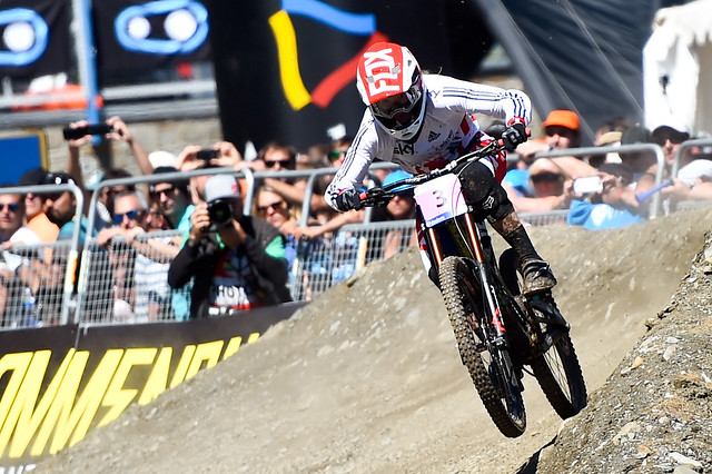 2015 UCI MTB World Championships - Downhill