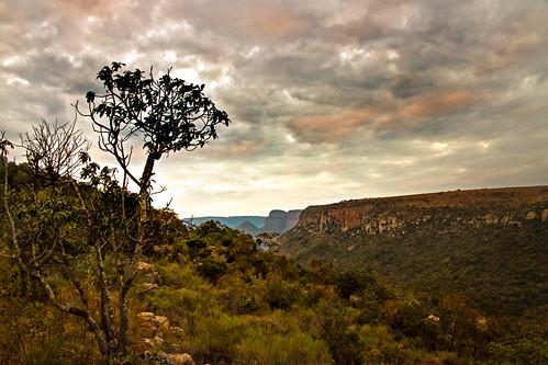 sunrise southafrica mpumalanga blyderivercanyon drakensbergescarpment