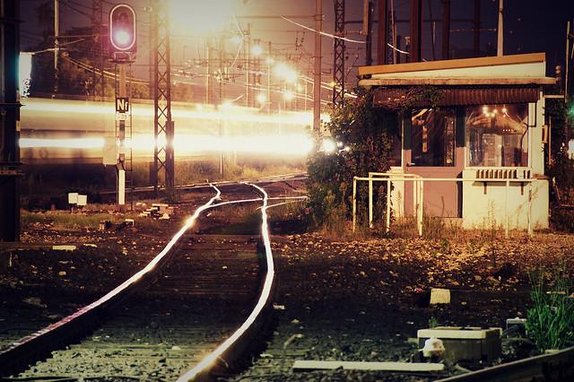 Night lights .