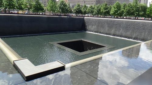 New York 911 Memorial Aug 15 1