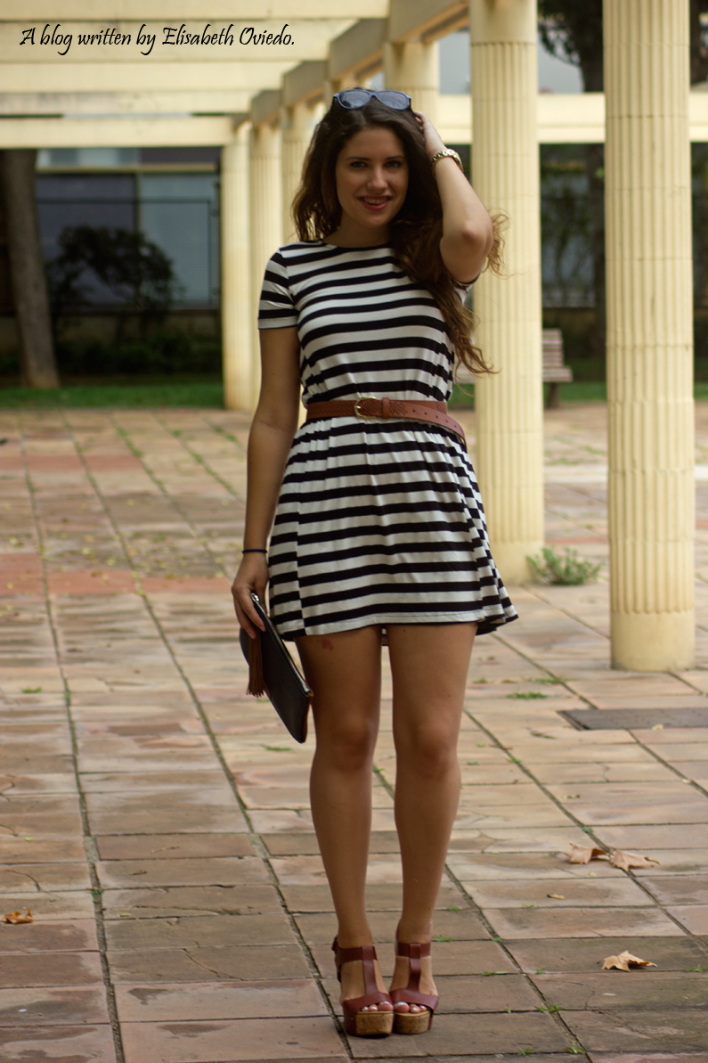 striped dress STRADIVARIUS HEELSANDROSES MARYPAZ (7)