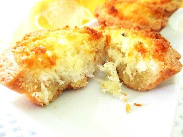 Aroma Bakery coconut tarts 2
