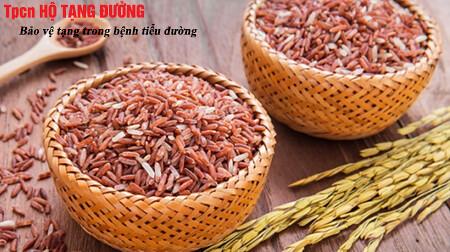 Gạo lứt tốt cho người tiểu đường hơn so với gạo trắng