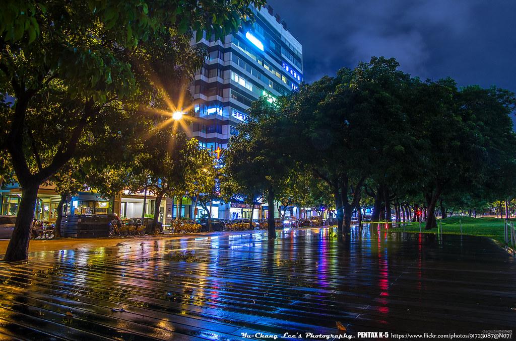 雨夜漫遊草悟道