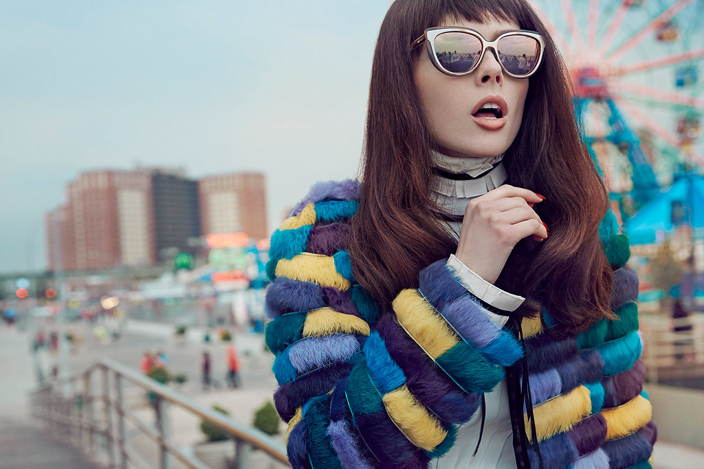 Коко Роша — Фотосессия для «Marie Claire» MX 2015 – 1