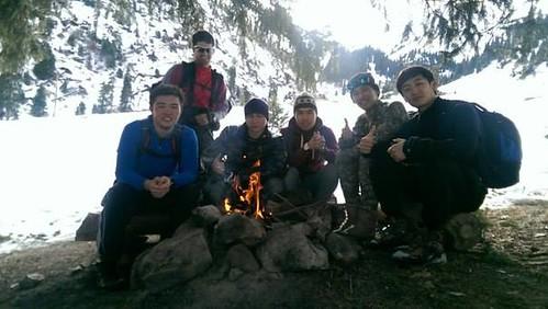 Экскурсия на водопад Горельник (5)