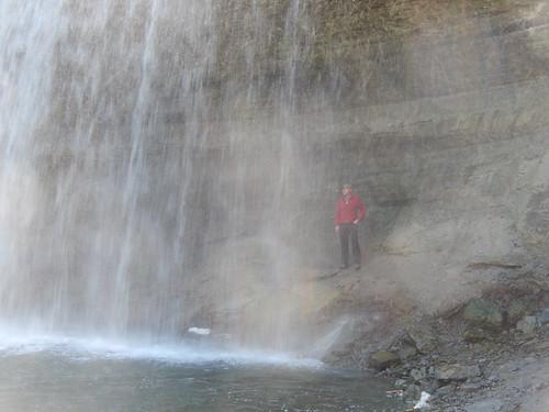 Manitoulin Island - Kakawong - Bridal Veil Falls