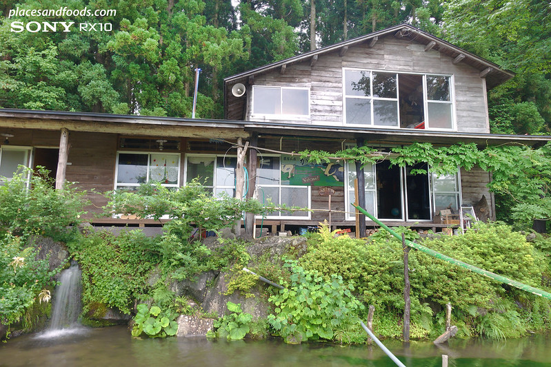 akita homestay by the stream