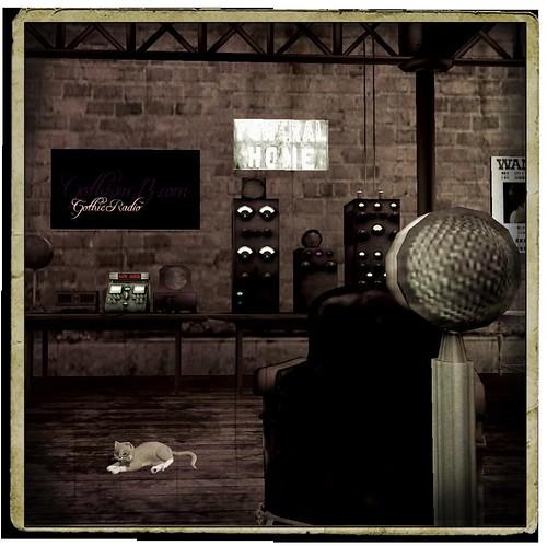 Gothic Radio in Innsmouth