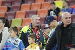 Steaua-FC Voluntari, atmosfera