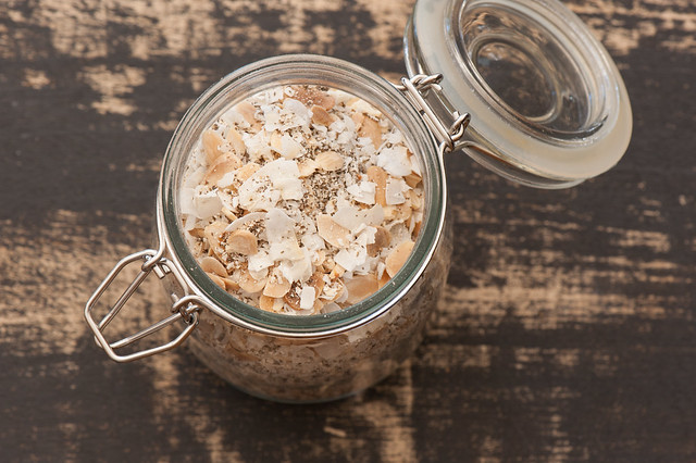 Coconut & Almond 'Cereal'