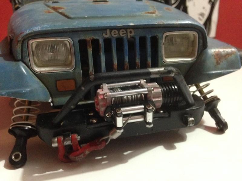 Jeep Wrangler YJ RcModelex 21744147013_72b88837bc_c