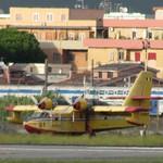 I-SRMA/S1 (SOREM) Canadair 215-1A10  Rome Ciampino