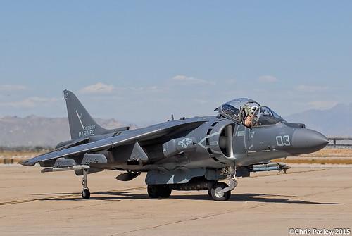 AV-8B Harrier II Plus - VMA-311 - BuNo 165588