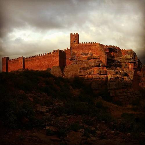 Castillo de Peracense #igersteruel
