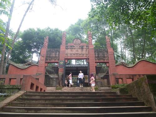 CH-Leshan-Bouddha oriental (1)