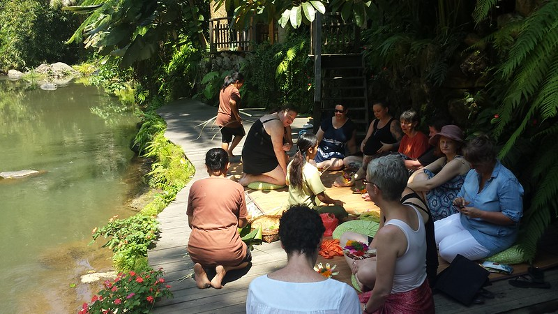 Retreat recreate Bali 2015 Saturday