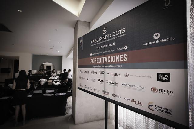 Segurinfo Colombia 2015