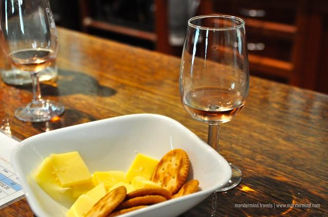 Wine Pairing at Savannah Estate Hunter Valley