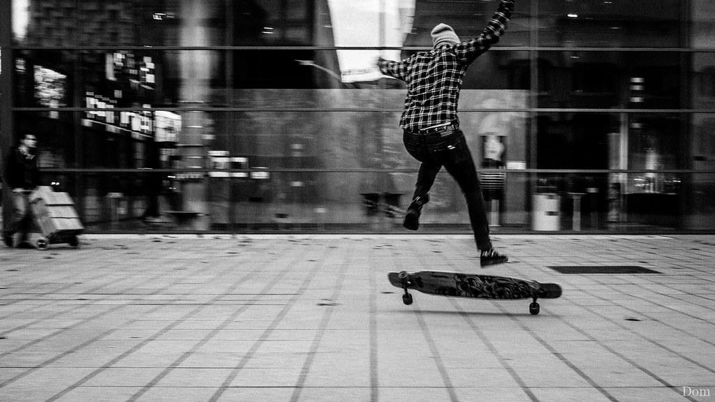 Le skater