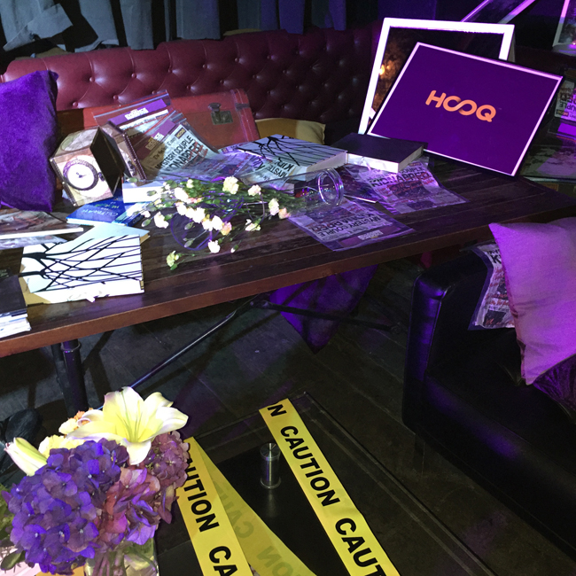 globe hooq endorser launch