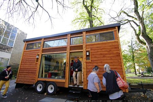 Tiny House Summit at PSU    MG 5442