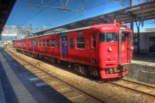 Nobeoka Station on OCT 26, 2015 (5)