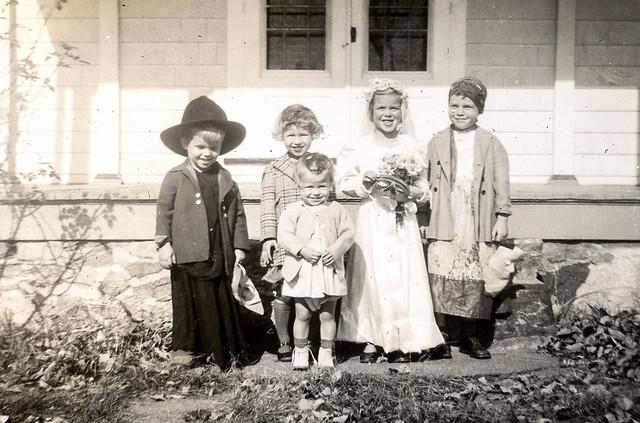 Happy Halloween 1945!