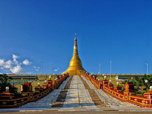 myanmae uppatasantipagode