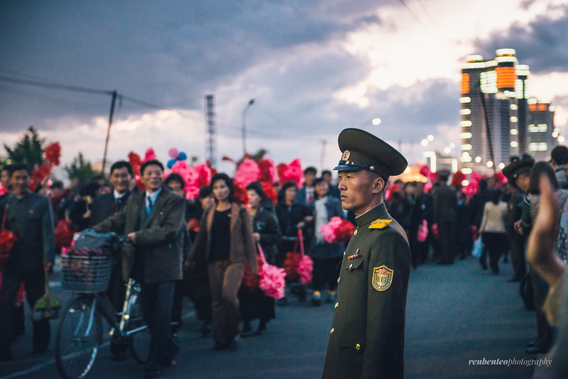 North Korea's 70th anniversary of Workers' Party Parade