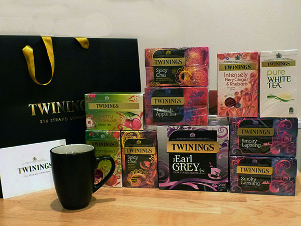courses twinings