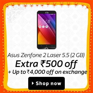 Mobile Exchange Offer - Asus Zenfone 2 Laser