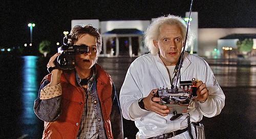 Back to the Future - screenshot 2