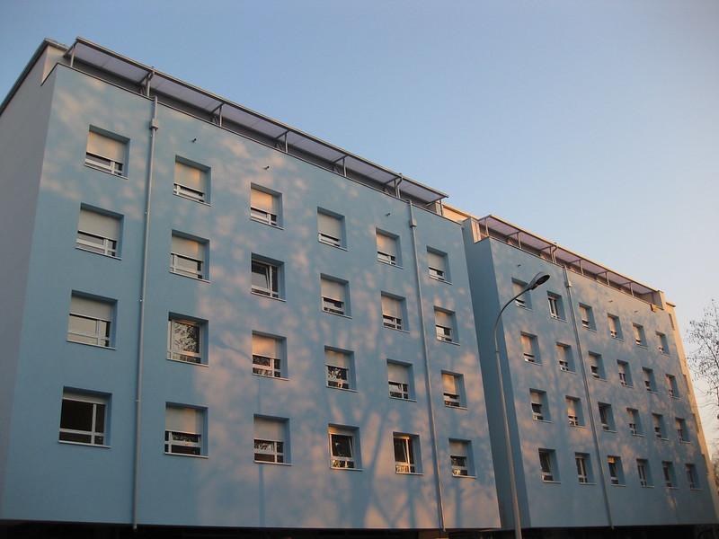 Obnova studentskih domova