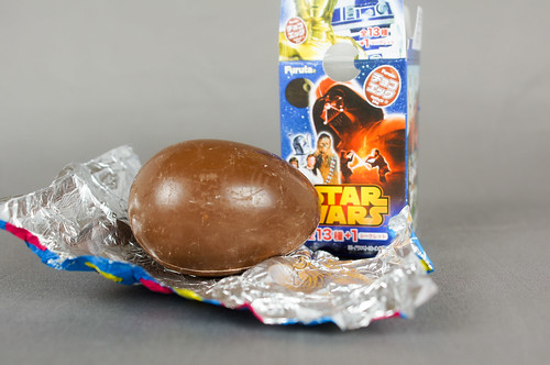 チョコエッグ - スターウォーズ
