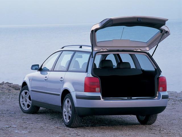 Универсал Volkswagen Passat Variant (B5). 1997 – 2000 годы