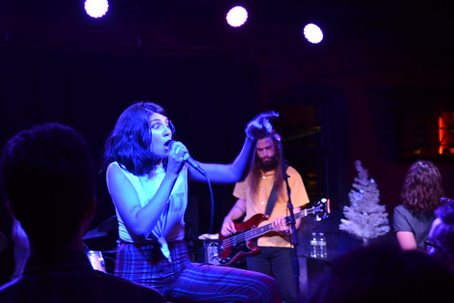 Jessica Hernandez & the Deltas (12/4/15)