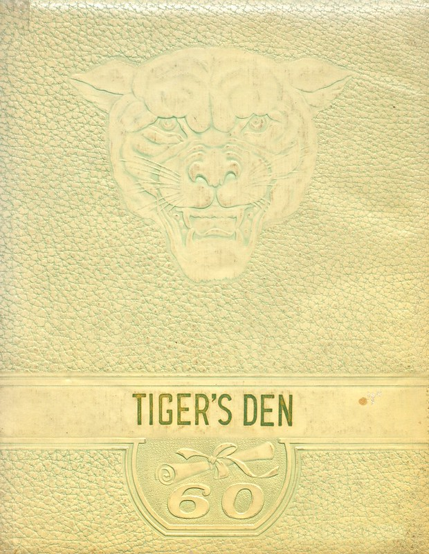 1960 Greenup County Yearbook