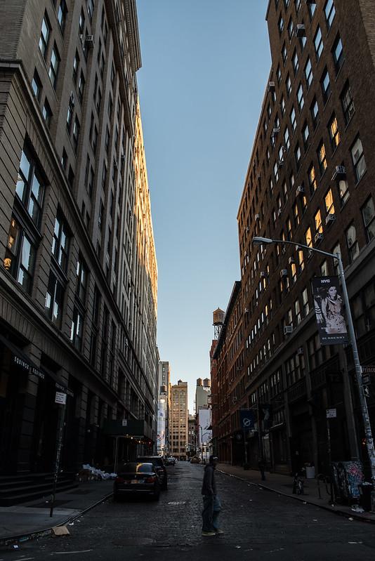 Callejeando en Nueva York