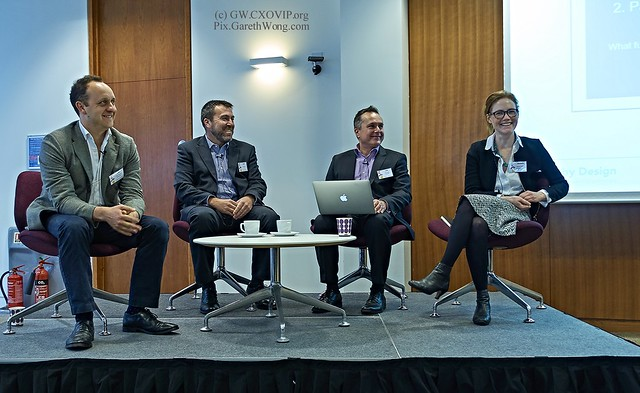 John Featherby Blueprint for Better Business, Alexandra Meagher Cabinet Office, Kevin Hills EY,  Lee Bryant PostShift panel Ethics by design 2016 from RAW via CaptureOne 17